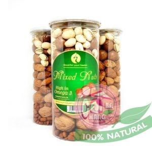 Mixed 6 loại hạt