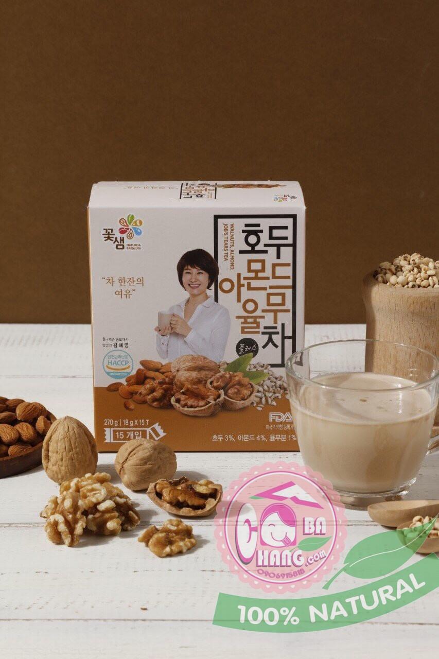 Ngũ Cốc Nature & Premium 50 Gói x 18g - Hàn Quốc