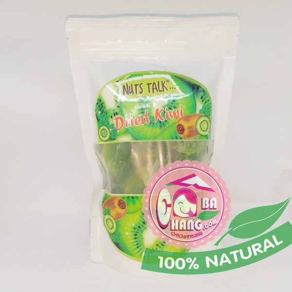 Kiwi sấy Ấn Độ 250g