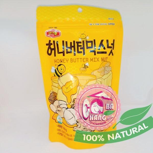 Hạnh nhân mật ong Hàn Quốc 200g