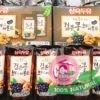 Sữa óc chó đậu đen Hàn Quốc 24 hộp x 190ml