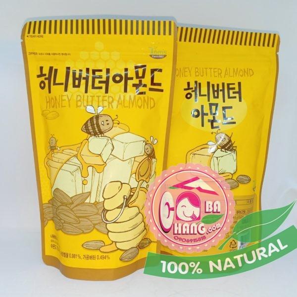 Mixed Nuts mật ong Hàn Quốc 160g