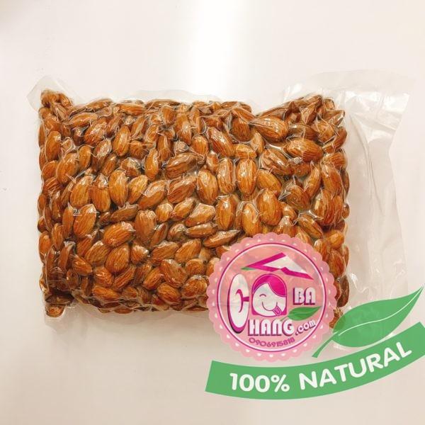 Hạnh nhân tách vỏ tự nhiên xá 1kg